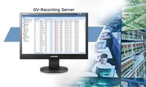GV-Recording Server(GV)/8